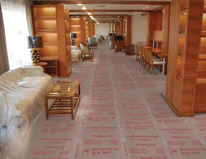 floorshield flame retardant