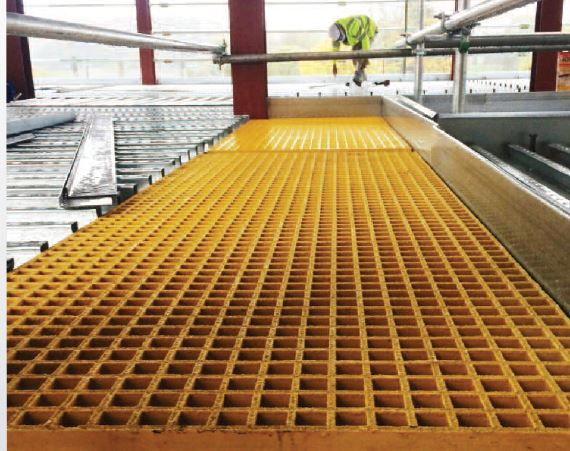 GPR Safety Grating